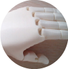 A 3D printed prosthetic hand.